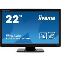 "Iiyama touchscreen monitor: ProLite 54.61 cm (21.5 "") , TN LED, 1920 x 1080 px, 250 cd/m², 1000:1, 2 ms, USB, VGA, ....."
