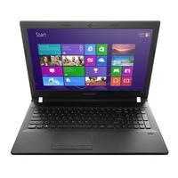 Lenovo laptop: Essential E50-80 - Zwart