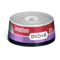 IMATION DVD+R 16X 25PK SPINDLE