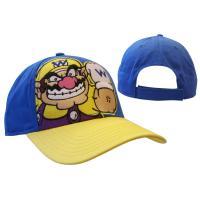 Nintendo - Wario Adjustable Cap (Blue)