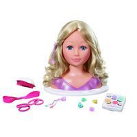 BABY born doll accessorrie: Sister Stylinghoofd - Multi kleuren