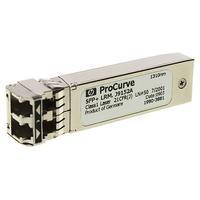 Hewlett Packard Enterprise netwerk tranceiver module: X132 10G SFP+ LC LR