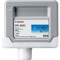 Canon inktcartridge: PFI-303C - Cyaan