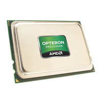 Hewlett Packard Enterprise processor: AMD Opteron 6204