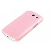 ROCK mobile phone case: Cover Jewel Samsung Galaxy SIII I9300 Pink - Roze