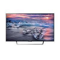Sony led-tv: KDL43WE755 - Zwart, Zilver
