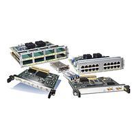Cisco voice network module: 1 port Multi-flex Trunk Voice/Clear-channel Data T1/E1 Module