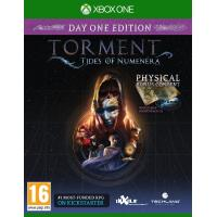 Deep Silver game: Torment: Tides of Numenera (Day One Edition)  Xbox One
