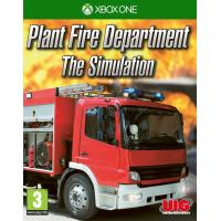 UIG Entertainment game: Firefighters: Plant Fire Department  Xbox One