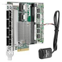 Hewlett Packard Enterprise raid controller: P822/2GB FBWC 6Gb 2-ports-Int/4-ports Ext SAS Controller