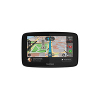 TomTom GO 520 Navigatie - Zwart, Grijs