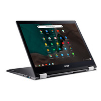 Acer Chromebook CP713-1WN-33TB - QWERTY Laptop - Grijs