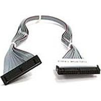 Supermicro ATA kabel: 51cm SATA M/M - Grijs