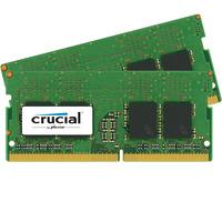Crucial RAM-geheugen: 8GB, 2400 MHz, DDR4