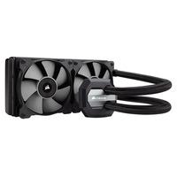 Corsair water & freon koeling: H100i v2 - Zwart