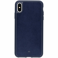 The Statement Backcover iPhone Xs Max - Blauw / Blue