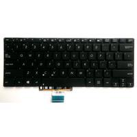 ASUS Keyboard, Spanish Notebook reserve-onderdeel - Zwart