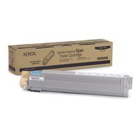 Xerox toner: Cyan Standard Toner Cartridge (9,000 pages*) - Cyaan