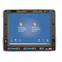 Honeywell tablet: Thor VM2 - Grijs, Zilver