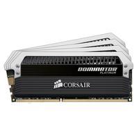 Corsair RAM-geheugen: Dominator Platinum, 32GB (4x8GB), DDR3