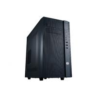 Cooler Master behuizing: N200 - Zwart
