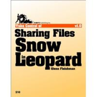 TidBITS Publishing algemene utilitie: TidBITS Publishing, Inc. Take Control of Sharing Files in Snow Leopard - eBook .....