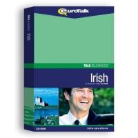 Talk Business Leer Iers - Gemiddeld / Gevorderd
