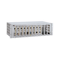 Allied Telesis rack: Power Distribution Chassis - Zilver