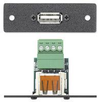 Extron IN9467 kabel connector - Zwart