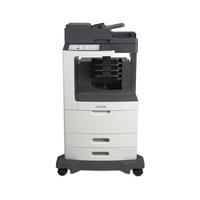 Lexmark multifunctional: MX812dme - Zwart, Grijs