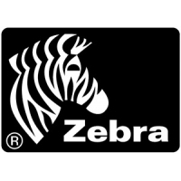 Zebra etiket: Z-Perform 1000T - Wit