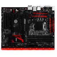 MSI moederbord: Intel Socket 1151, Intel B150, 4x DIMM Dual DDR4, 6x SATA 6Gb/s, HDMI/DVI-D, USB 3.1/USB 2.0, Gigabit .....