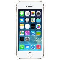 Apple smartphone: iPhone 5s 64GB - Goud   Refurbished   Licht gebruikt