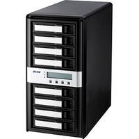 Areca Desktop 8-Bay, 8 x 12GB/s SAS, 2GB DDR3 -1866MHz, Thunderbolt 3 x2, Display Port x1, 146 x 302 x 290mm, .....