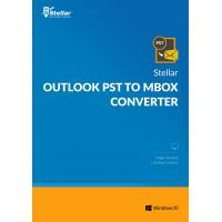 Stellar product: Phoenix PST to Mbox Converter - Engels