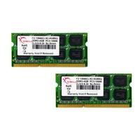 G.Skill RAM-geheugen: 8GB DDR3-1333 SQ