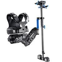 Walimex camera-ophangaccessoire: pro StabyFlow Director System Set - Zwart, Blauw