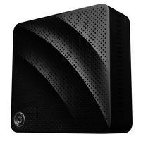 MSI barebone: N-001BEU - Zwart