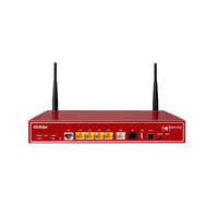 Funkwerk RS353jwv wireless router - Rood