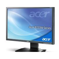 Acer monitor: B223WLOymdr - Grijs (Approved Selection Standard Refurbished)