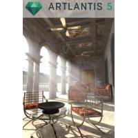 "Atlantis Computing Artlantis 2019 - Windows "" Mac OS - X86-32bit "" X86-64bit - Perpetual - Engels"
