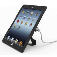 Maclocks tablet case: Case + Lock - Zwart