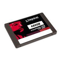 Kingston Technology SSD: SSDNow V300 480GB - Zwart, Grijs, Rood, Wit