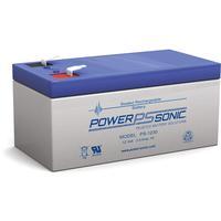 Power-Sonic PS-1230VDS UPS batterij - Blauw, Grijs