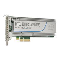 Intel SSD: SSD DC P3520 2TB - Zilver