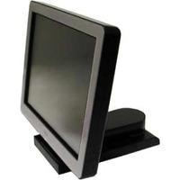 Fujitsu touchscreen monitor: D25 - Zwart