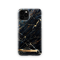 IDeal of Sweden for Apple iPhone 11 Pro, Port Laurent Marble Mobile phone case - Zwart,Blauw,Goud
