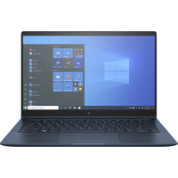 "HP Elite Dragonfly G2 13,3"" FHD Touch i7 16GB RAM 256GB SSD Laptop - Blauw"