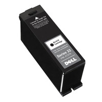 DELL inktcartridge: Black Ink Cartridge - Zwart