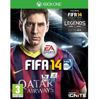 Electronic Arts game: Fifa 14  Xbox One